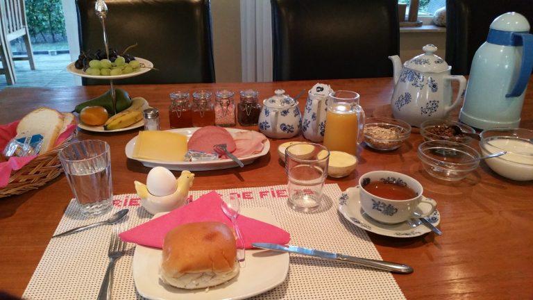 Achel ontbijt