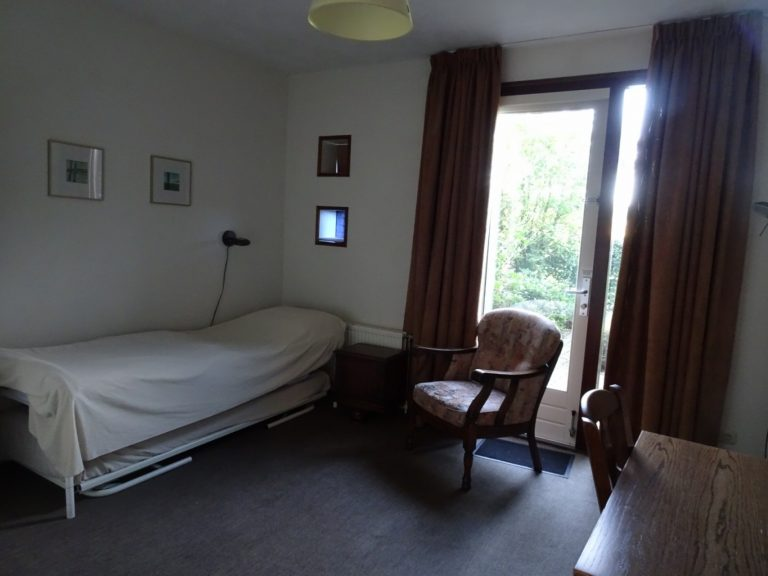 Emmaus slaapkamer