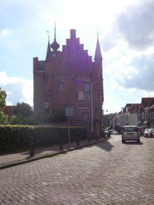 Het huis van Maarten van Rossem (nee, niet diegene die je nu op tv ziet, maar degene die leefde tussen 1490 en 1555)