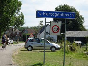 Ik heb Den Bosch gehaald!