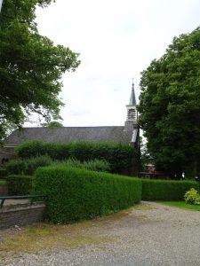 Jacobskerk Haarlemmerliede, hier heb ik ook een stempel gekregen.