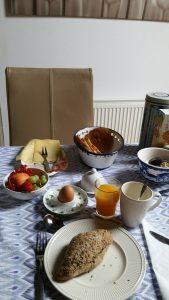 het ontbijt in Culemborg