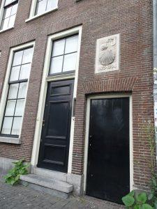 een pelgrimshuis in Utrecht