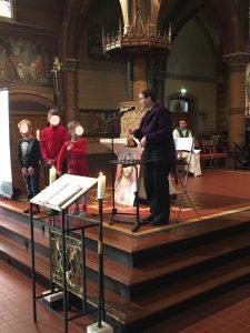 Optreden gezinsviering heilige Thomas Alphen aan den Rijn