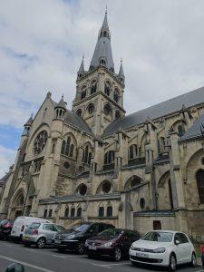 Epernay - Montmort Lucy - kerk