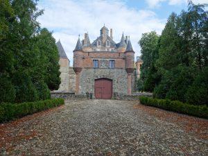Epernay - Montmort Lucy kasteel
