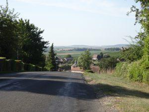 Montmort-Lucy - Sezanne, uitzicht