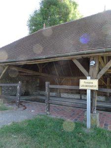 Montmort-Lucy - Sezanne, huisje met bron 1
