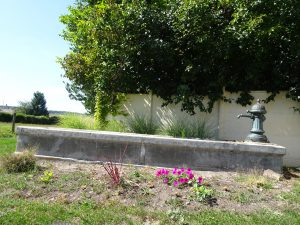 Montmort-Lucy - Sezanne, pomp