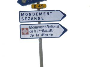 Montmort-Lucy - Sezanne, bord