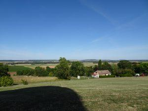 Montmort-Lucy - Sezanne, uitzicht 3