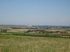 Montmort-Lucy - Sezanne, uitzicht 2