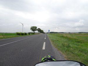 Sezanne naar Mery sur Seine onderweg 1