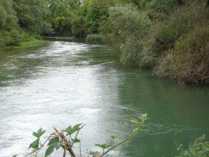 Mery-sur-Seine naar Troyes kanaal  / rivier seine