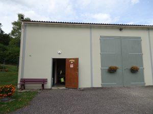 Troyes naar Sommeval pelgrimsherberg sommeval, een huisje voor mijzelf!