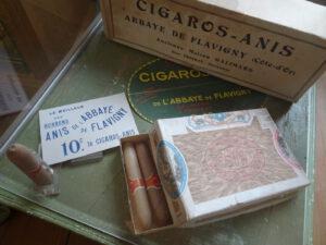 anis d flavigny sigaren