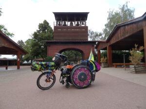 taize klokkentoren rolstoel