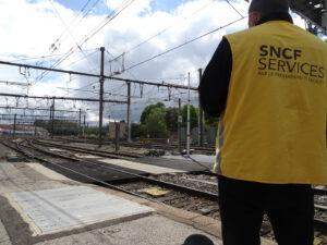 perron challon frankrijk trein spoor