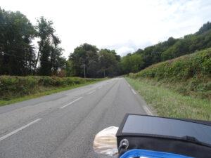 onderweg larochemillau naar Issy l'Éveque