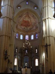 Paray le Monial kerk
