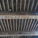 Verovres plafond kapel