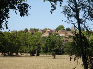 dorpje taize op heuvel