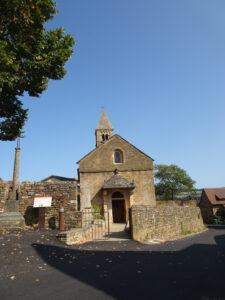 taize kleine kerk buiten