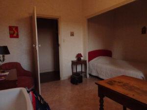bisschoppelijk paleis, slaapkamer.