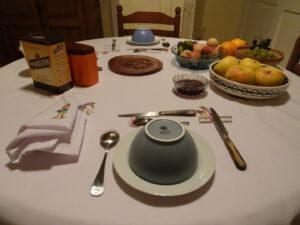 ontbijt bij de bisschop