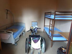 barrak taize met rolstoel